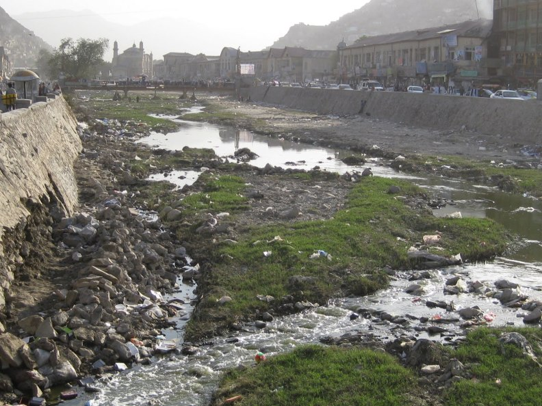 Kabul River Photo; Google 2